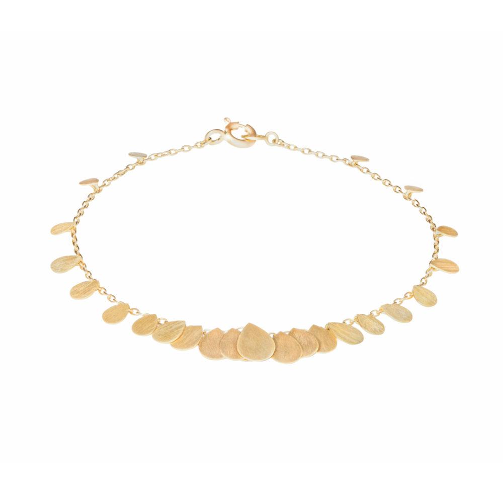Sia Taylor FB2 Y Yellow Gold Bracelet C