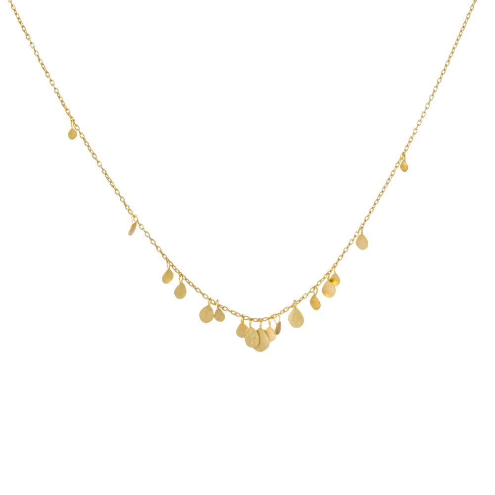 Sia Taylor FN10 Y Yellow Gold Necklace WB