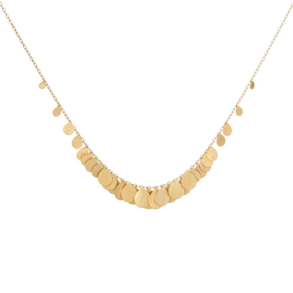 Sia Taylor FN2 Y Yellow Gold Necklace WB