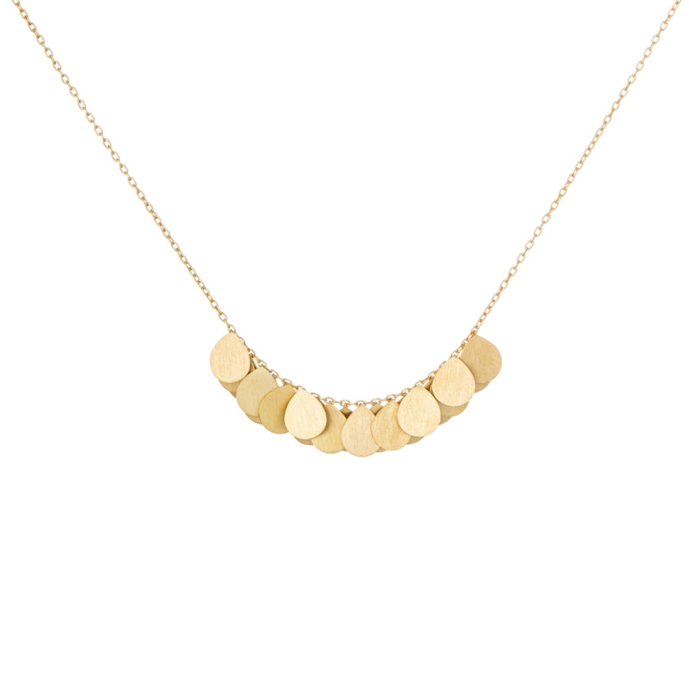 Sia Taylor FN3 Y Yellow Gold Necklace WB
