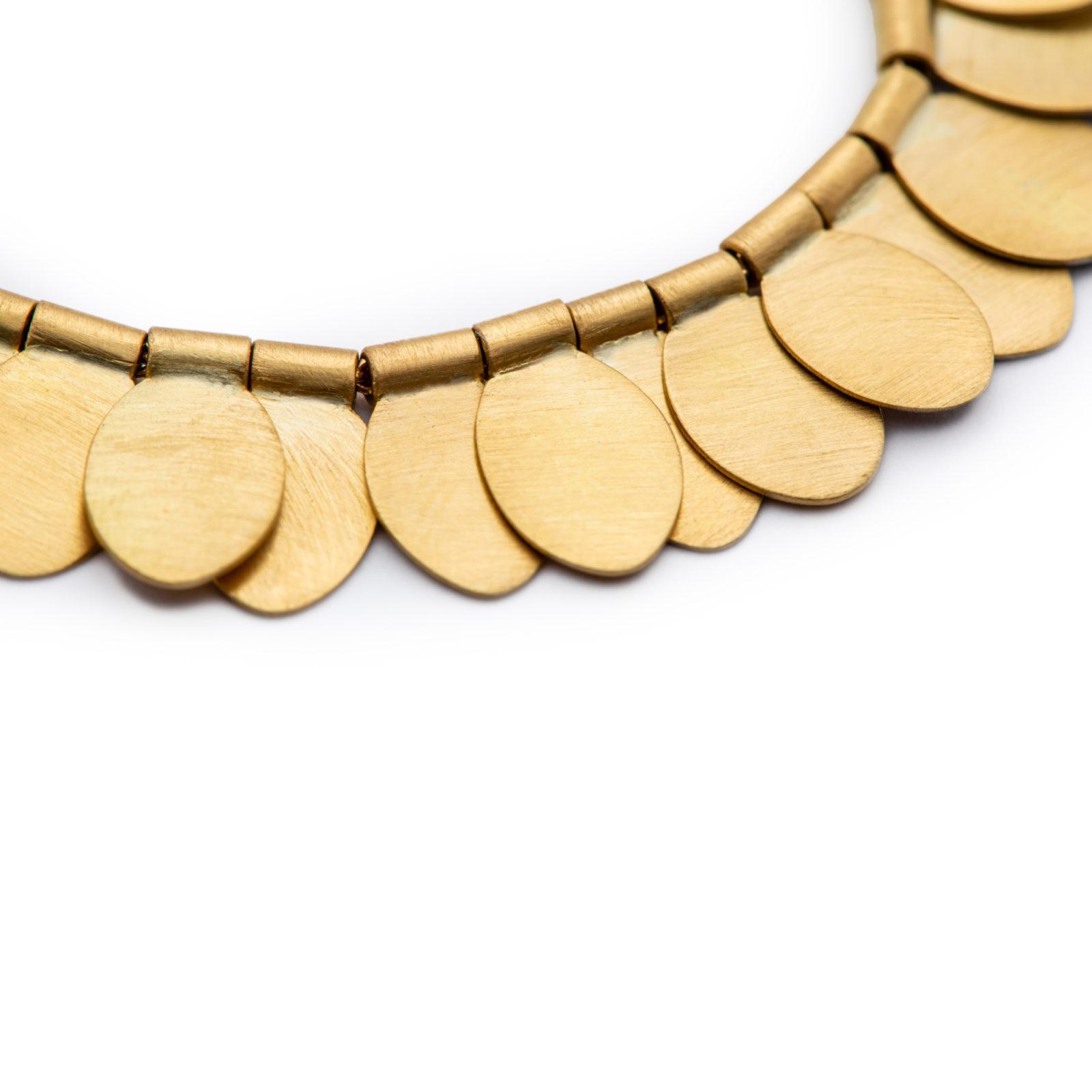 Sia Taylor FB1 YRAIN Rainbow Gold Bracelet Back C