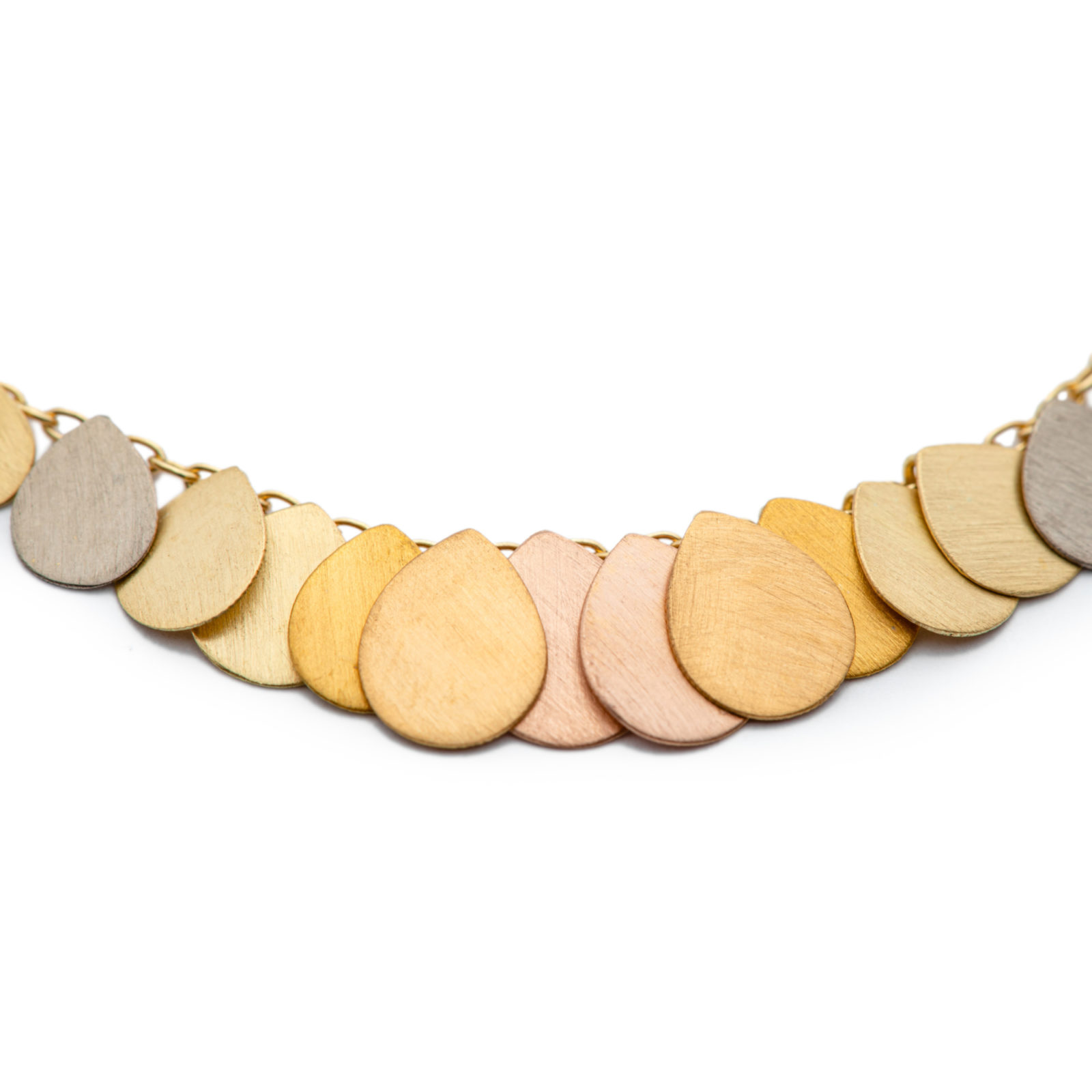 Sia Taylor FB2 RAIN Rainbow Gold Bracelet C