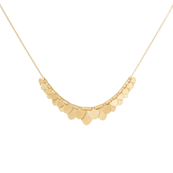 Sia Taylor FN5 Y Yellow Gold Necklace WB